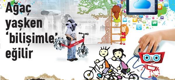 Çocuklar İçin Bilişim Zirvesi 23 Mayıs'ta Eğitimcileri Bekliyor